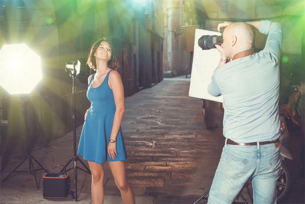 How To Set Up Photography Lighting - Beginners Guide