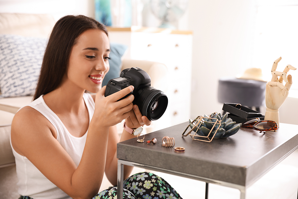 How To Photograph Jewelry - Step By Step